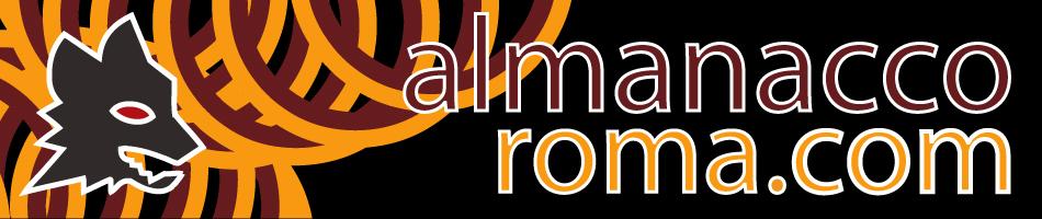L\\\'almanacco dell\\\' A.s. Roma redatto da Claudio Rosi