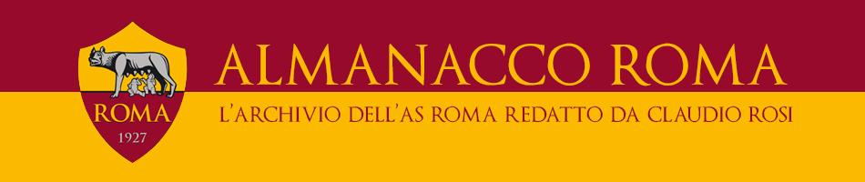 L\\\\\\\'almanacco dell\\\\\\\'A.s. Roma redatto da Claudio Rosi